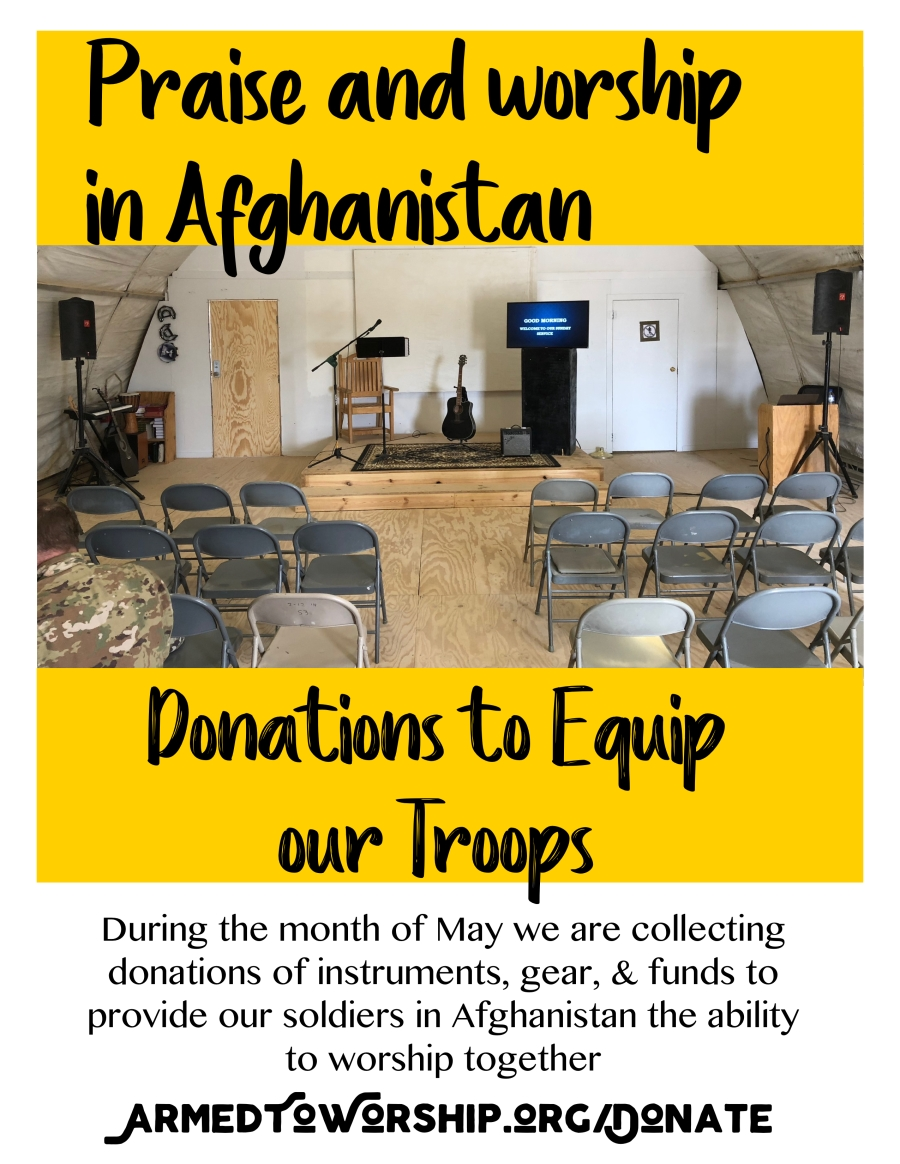 Afghan Instrument Drive 2